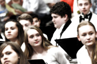 McLaughlin Middle School NH  A Spring Band Concert May 2015